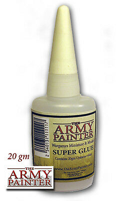 The Army Painter Super Glue For Wargame Miniature & Model Modelling Brand New