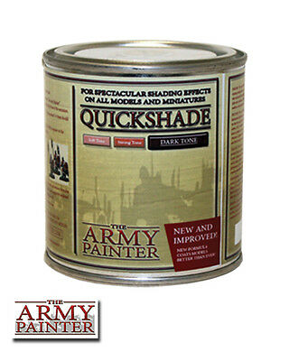 The Army Painter Quickshade Dark Tone Brand New In Stock Fast Dispatch