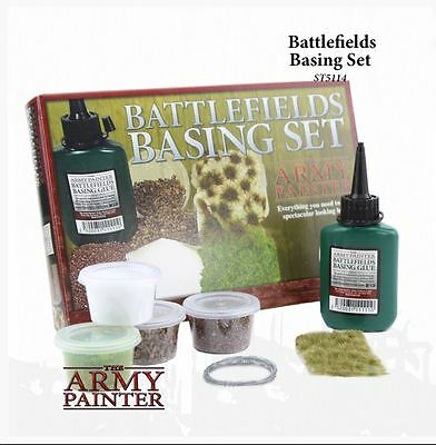 The Army Painter Battlefields Basing Set Brand New