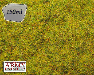 The Army Painter Battlefields Field Grass Static Battleground Basing Brand New