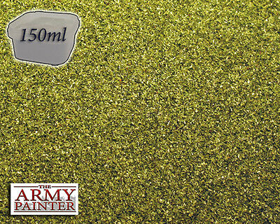 The Army Painter Battlefields Grass Green Battleground Basing Flock Brand New