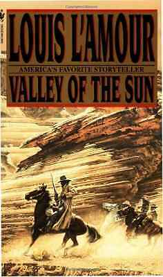 Valley of the Sun - Mass Market Paperback NEW L'Amour, Louis 2006-02-25