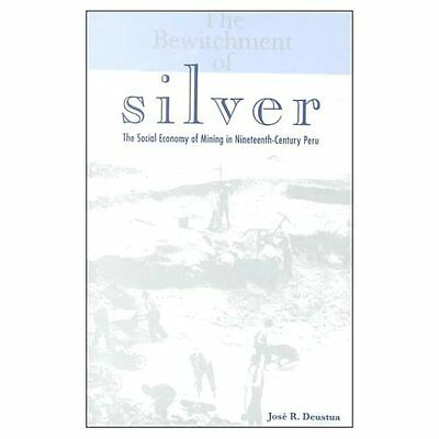 The Bewitchment of Silver : The Social Economy of Minin - Paperback NEW Jose R.