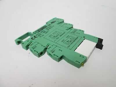 Phoenix Contact 2961121 Solid-State Relay With PLC-BSC-24DC/21 Socket