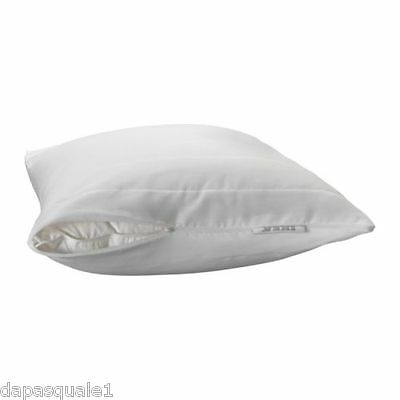 "IKEA SKYDDA LATT - Pillow Protector King 20 x 36 "" White NEW"