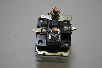 New Starter Solenoid Fits Various Classic Cars