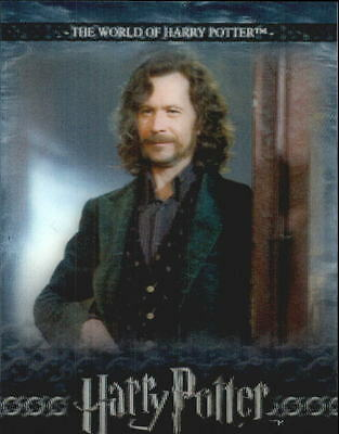 2008 The World of Harry Potter 3-D Series Two #69 Sirius Black