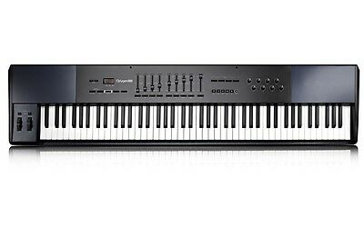 M-Audio Oxygen 88 with IGNITE 88-Key Graded Hammer-Action USB MIDI KEYBOARD