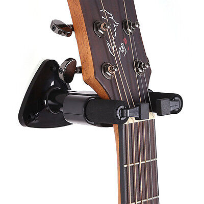 Guitar Wall Mount Hanger Holder Bracket for Acoustic/Bass/Electric/Ukulele