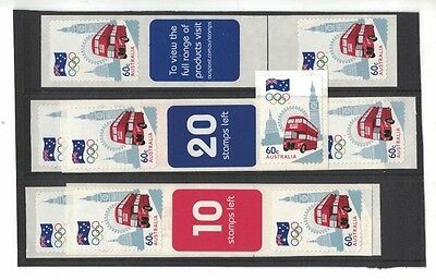 2012 Australia SG 3792 collector's pack 11 stamps