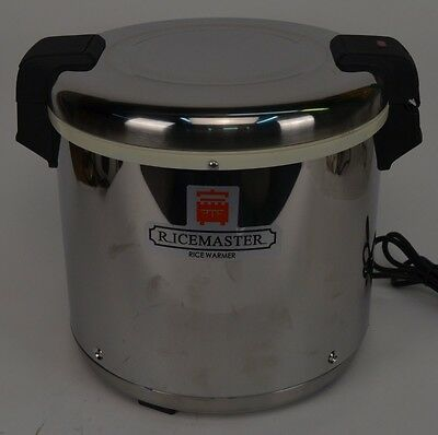 Town Food Ricemaster 56920 Electric Rice Warmer Stainless Steel 23 Qt. 230VAC