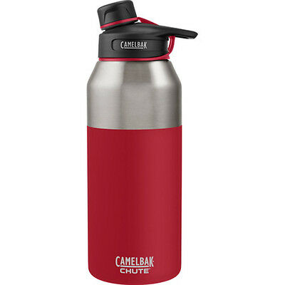 Camelbak Chute Vacuum Insulated Stainless 1.2l Unisexe Accessoire Gourde - Brick