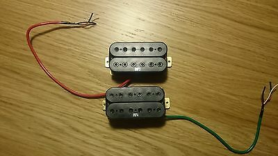 Ibanez INF3 and INF4 Humbucker Pickups