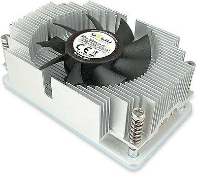NEW! Gelid Slim Silence A-PLUS Low Profile CPU Cooler for AMD