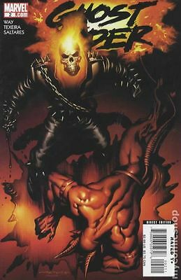 Ghost Rider (2006 4th Series) #2 FN