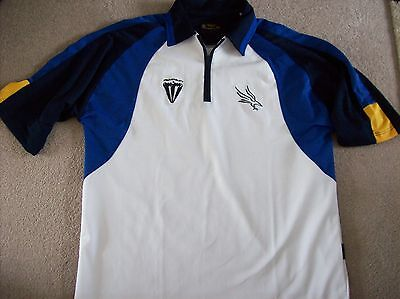 Hampshire Cricket Training Polo Shirt (Large) Fearnley