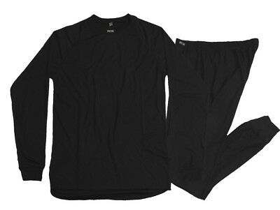 Five Seasons Superkids Boys Base Layer Set Top and Bottom Thermal Underwear