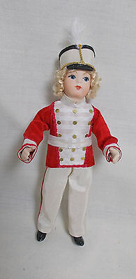 """Dollhouse miniature DOLL Shirley Temple from the Movie """"Poor little Rich Girl"""""""