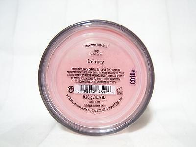 Bare Escentuals Bare Minerals Blush Beauty for Face Cheeks Eyes .85g