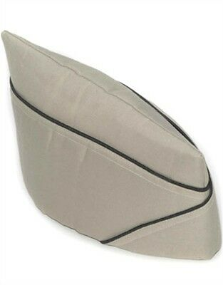Military Officer Navy Marines Army Private Costume Hat
