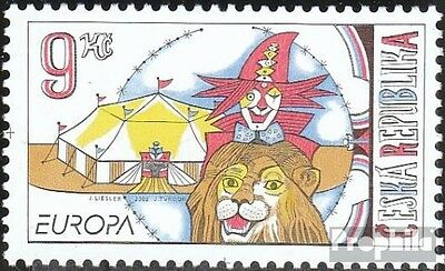 czech republic 319 (complete.issue.) unmounted mint / never hinged 2002 Circus