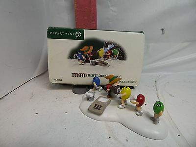 Department 56 Heritage Village Collection - M&m's Stamp Of Approval , New In Box