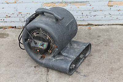 Mytee 3-Speed Air Mover - 1/3 Hp