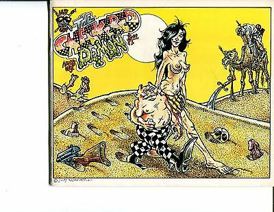 S Clay Wilson The Checkered Demon No1 $1.00 1977 First Print Last Gasp  NM+