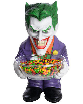 DC Comics Classic Collection Joker Candy Bowl Holder