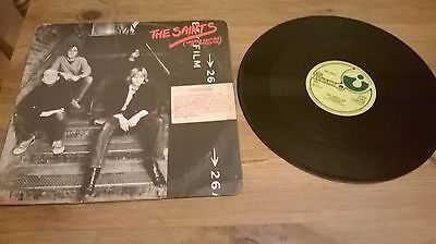 "This Perfect Day by The Saints on Vinyl 12"" Single Picture Sleeve"