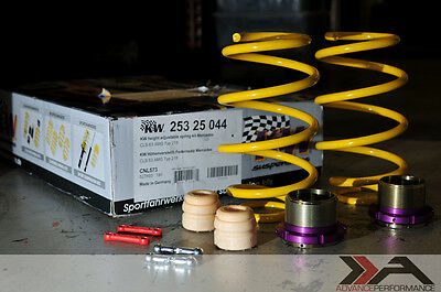 KW H.A.S COILOVER KIT W/ ADJUSTABLE REAR LINKS MERCEDES BENZ E 63 S AMG 4matic