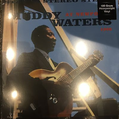 Muddy Waters 'at Newport 1960' 180 Gram Vinyl Lp New And Sealed