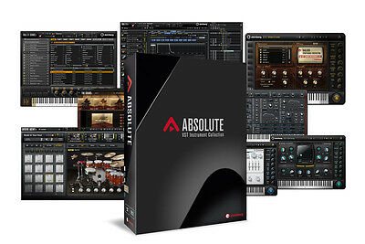 Steinberg Absolute 2 VST Plugin Collection (NEUF)