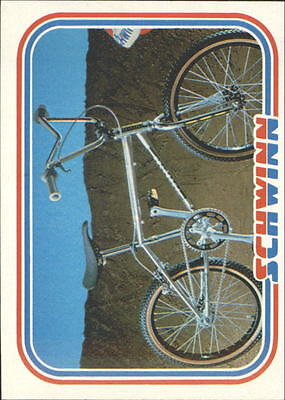 1984 BMX Card Series Non-Sport Card #29 Predator Team
