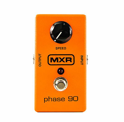 New MXR M101 Phase 90 Effects Pedal *Free Patch Cable*