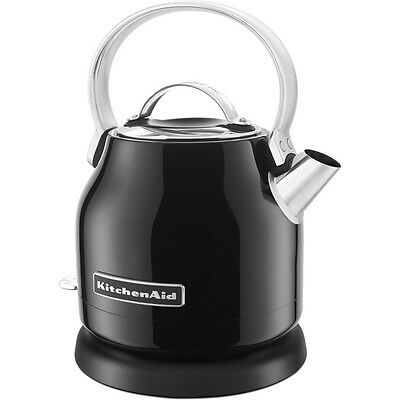 KitchenAid 1.2-Liter Electric Kettle in Onyx Black - KEK1222OB