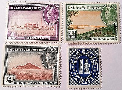 Curacao Unused Stamp Scu202Ss.....worldwide Stamps