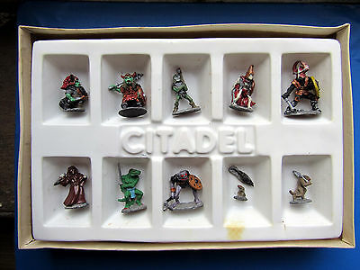 Citadel AD& D Pre Slotta Speciality Set Dungeon Monsters Starter Set Boxed 1983