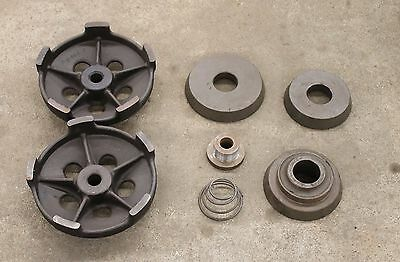 7-Piece Truck Adapter Set for Brake Lathe RELS Van Norman FMC Aamco Ammco #2