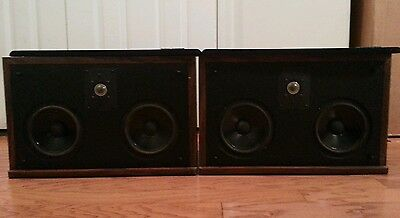 Polk Audio SDA CRS Compact Reference System Speakers