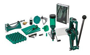RCBS Rc Supreme Master Kit 9354 Reloading Press and Press Accessories