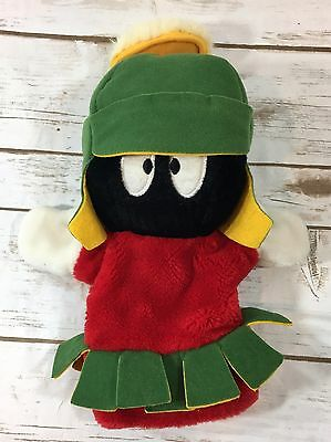 Vtg 1995 Looney Tunes Marvin the Martian Golf Club Head Cover Warner Brothers