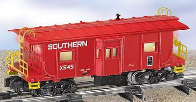 American Flyer 6-48728 Southern RR Bay WIndow Illuminated caboose lighted X545 S