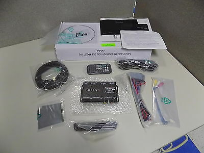 NEW ROSEN AV7900 Installer Kit / Game Controller Headphones Remote AP1003 Module