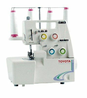 Toyota Sl3304 Overlocker 4 Thread Free Uk Delivery 3 Year Guarantee