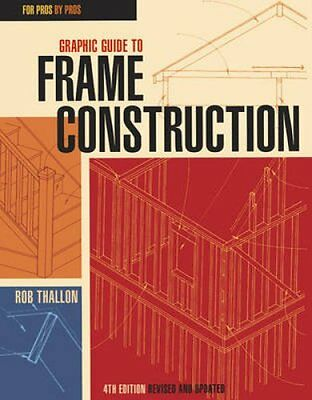 Graphic Guide to Frame Construction by Rob Thallon 9781631863721