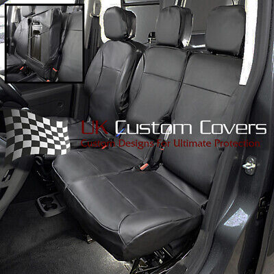 Citroen Berlingo - Leatherette Front Seat Covers 2013 On 233