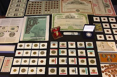 Huge Auction!! ~ Us Coin Collection Lot #004 ~ Gold ~ Silver ~ Estate ~ Bid Now!