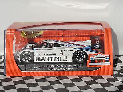 Slot It Lancia Lc2 - 2Nd 360Km Monza 1986   #4  Ca21D  1:32  Brand New In Box