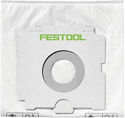 FESTOOL SELFCLEAN Filtersack SC FIS-CT SYS/5 Filterbeutel 500438 CTL SYS Filter
